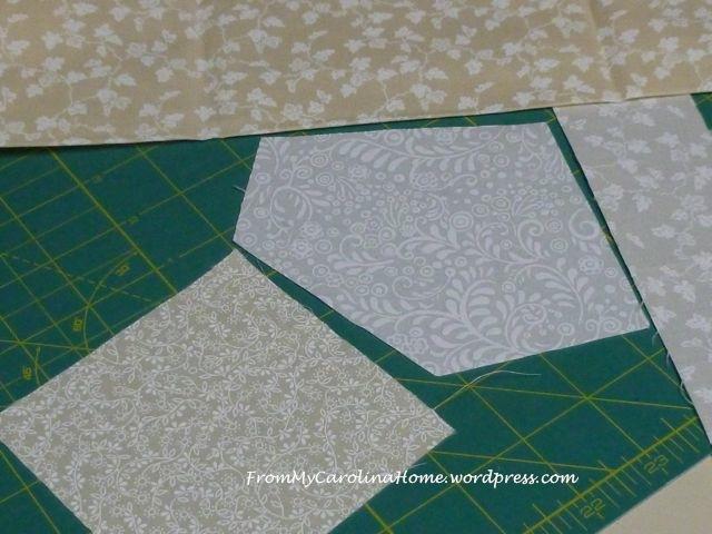 White Mini-Quilt 2