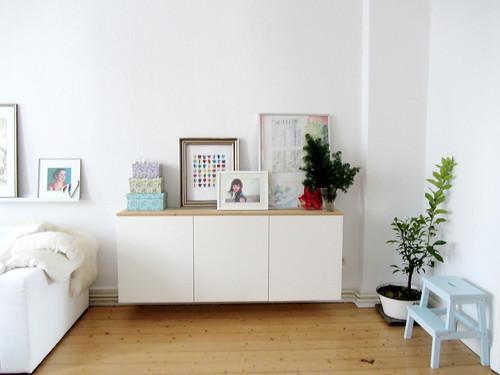 Kitchen Cabinets Repurposed