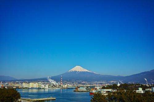 port sigma 日本 富士山 mtfuji 静岡 富士市 foveonx3 tagonoura 19mmf28 dp1quattro 田子ノ浦みなと公園 fovクラッシックブルー