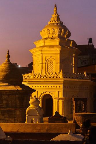 nepal sunset temple kathmandu shiva hindu goldenhour pashupatinath pashupati bagmati lordofanimals lordpashupati