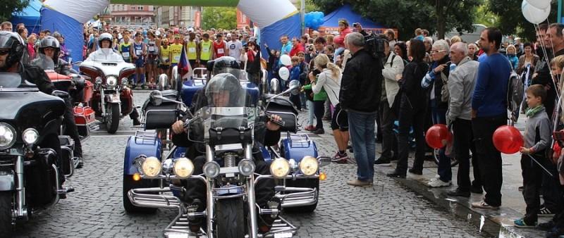 Ostravský maraton 2015 spustil registrace