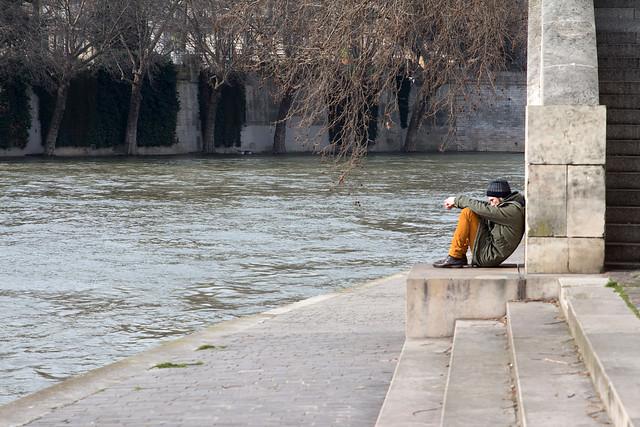 Paris, 2016. Hautes eaux, moral bas.