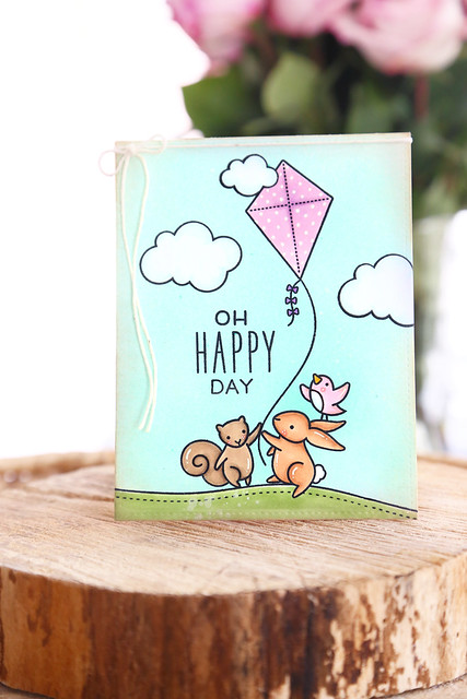 yay, kites! {new Lawn Fawn}