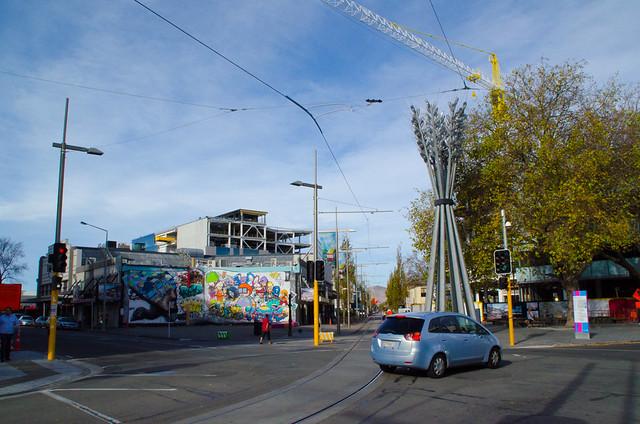 High St, Christchurch