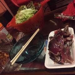 MOHIKAN FAMILY'S | オフィシャルブログ | パンクピクニック終わって腹が減ったのでいつものヤツ^ ^