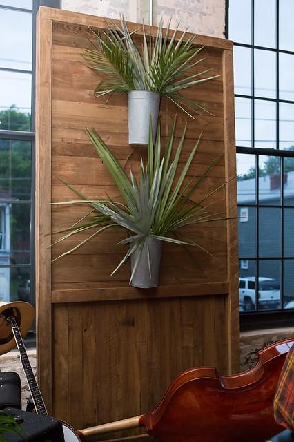 Cypress Wall at the Cedar Room