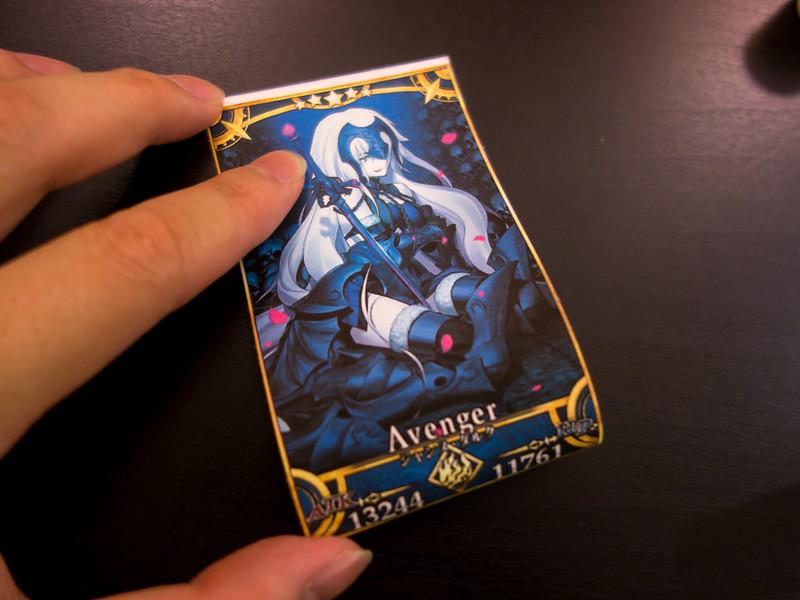 F/GO] Hand-made Fate/Grand Order Cards (V2) – Keripo's Corner