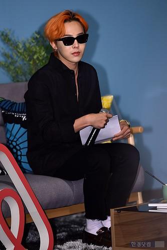 G-Dragon - Airbnb x G-Dragon - 20aug2015 - hankyung - 03