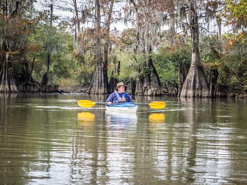 Savannah River from Stokes Bluff with LCU Nov 7, 2014, 4-18 PM Nov 8, 2014, 2-061