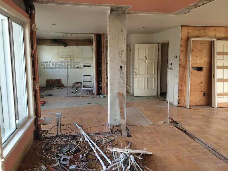 Before Picture of Renovation