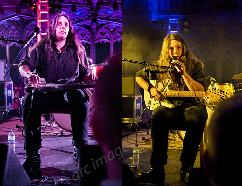 Marisa Anderson, Manchester Cathedral, 24-11-14