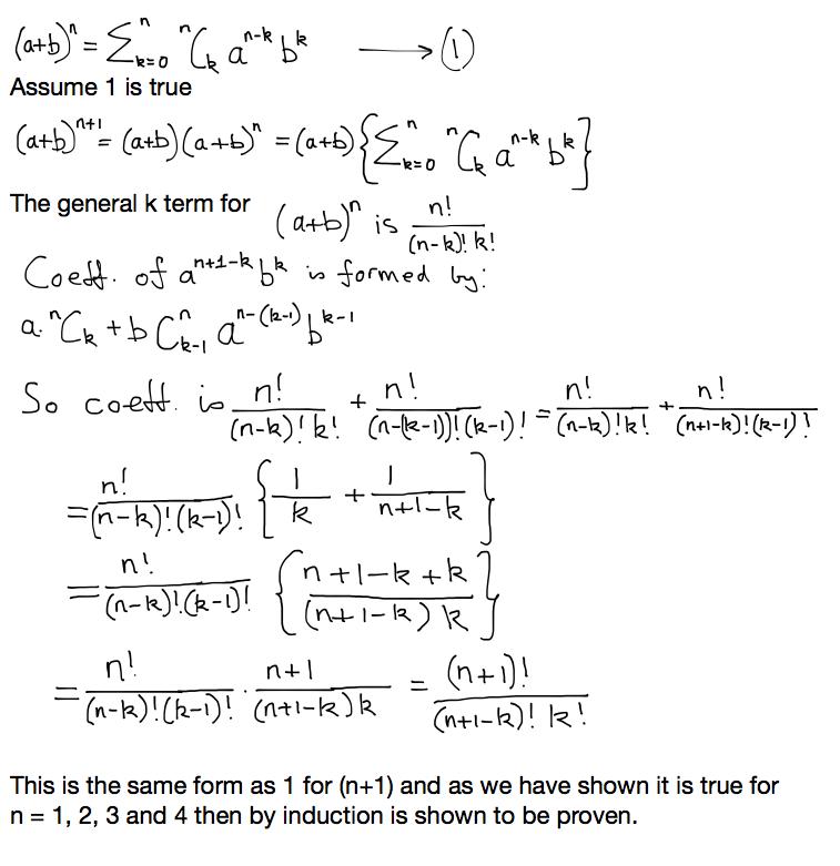 BinomialTheorem
