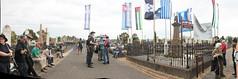 Panorama - at Eureka Diggers Memorial - Eureka160-IMG_9442-IMG_9444
