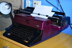 My pimped typewriter