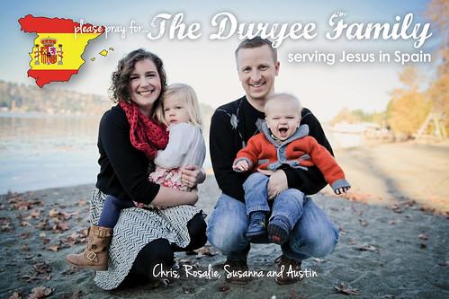 Duryee Family 2015
