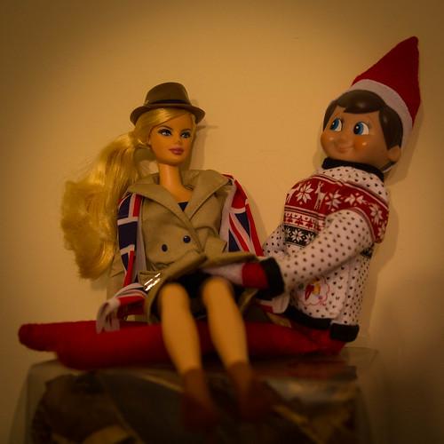 Jackie And Barbie