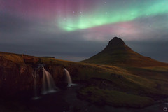 Kirkjufell Aurora / Northern Lights