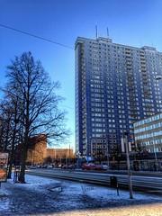 Malmö in winter mode