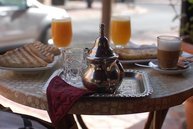 Gueliz, Marrakech, Morocco