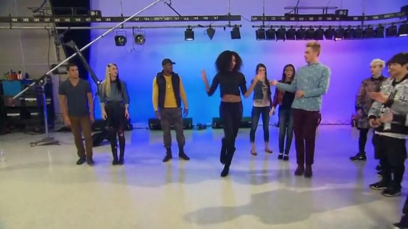 11 dancing