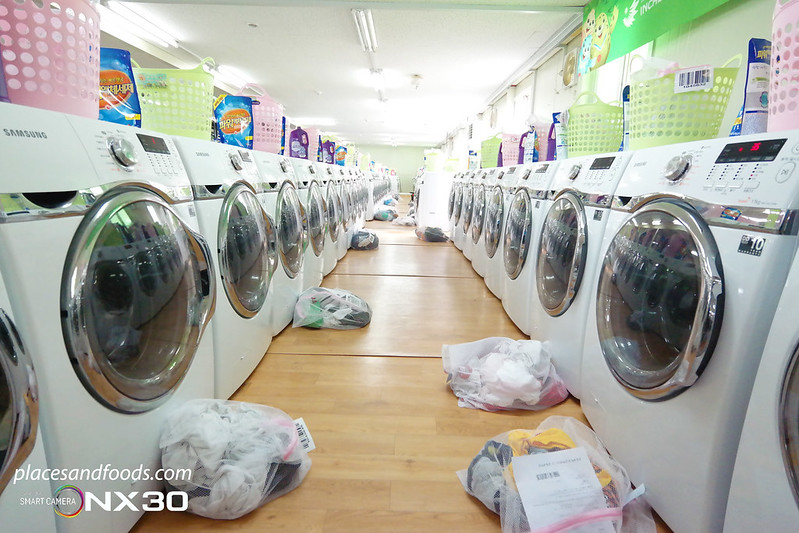 samsung incheon athletes village washing machines