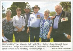 Remembrance Day 2014 Gawler Bunyip 12Nov2014 (2)