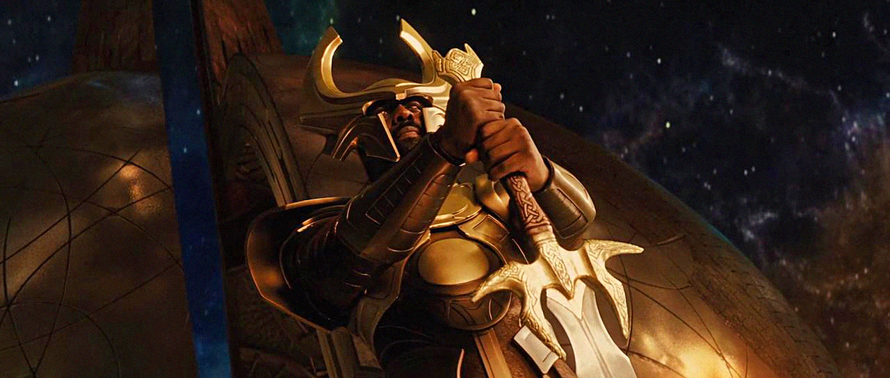 Thor Marvel Comics Movie 2011 Cedarlore Forge
