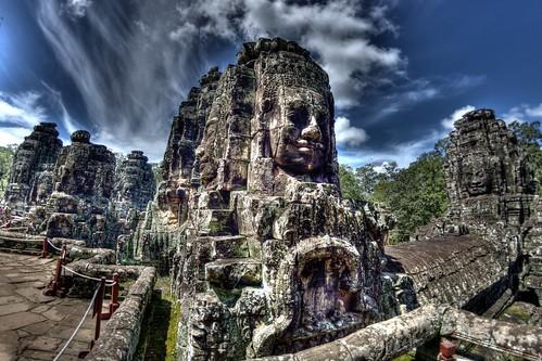 cambodia camboya templobayon
