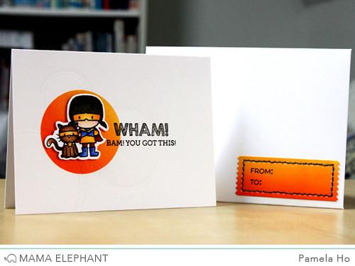 Mama Elephant - Tiny Heroes
