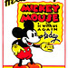 Mickey Mouse Stock Poster (1930s)
