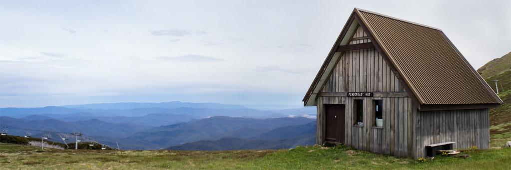 Pendergast Hut