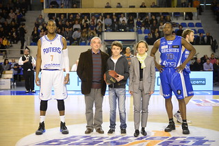 Basket, PB86 : Poitiers - Orchies (2014-2015)