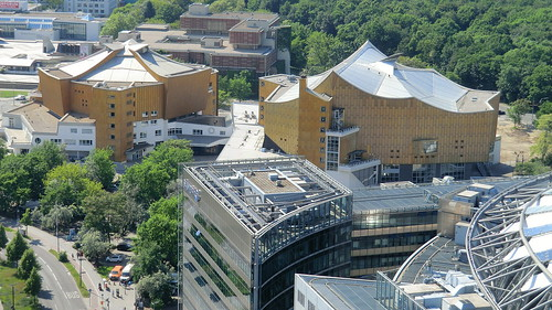 Berlin - Berliner Philharmonie Concert Hall