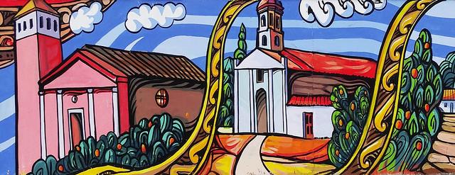 Roberto Calquin / Mural