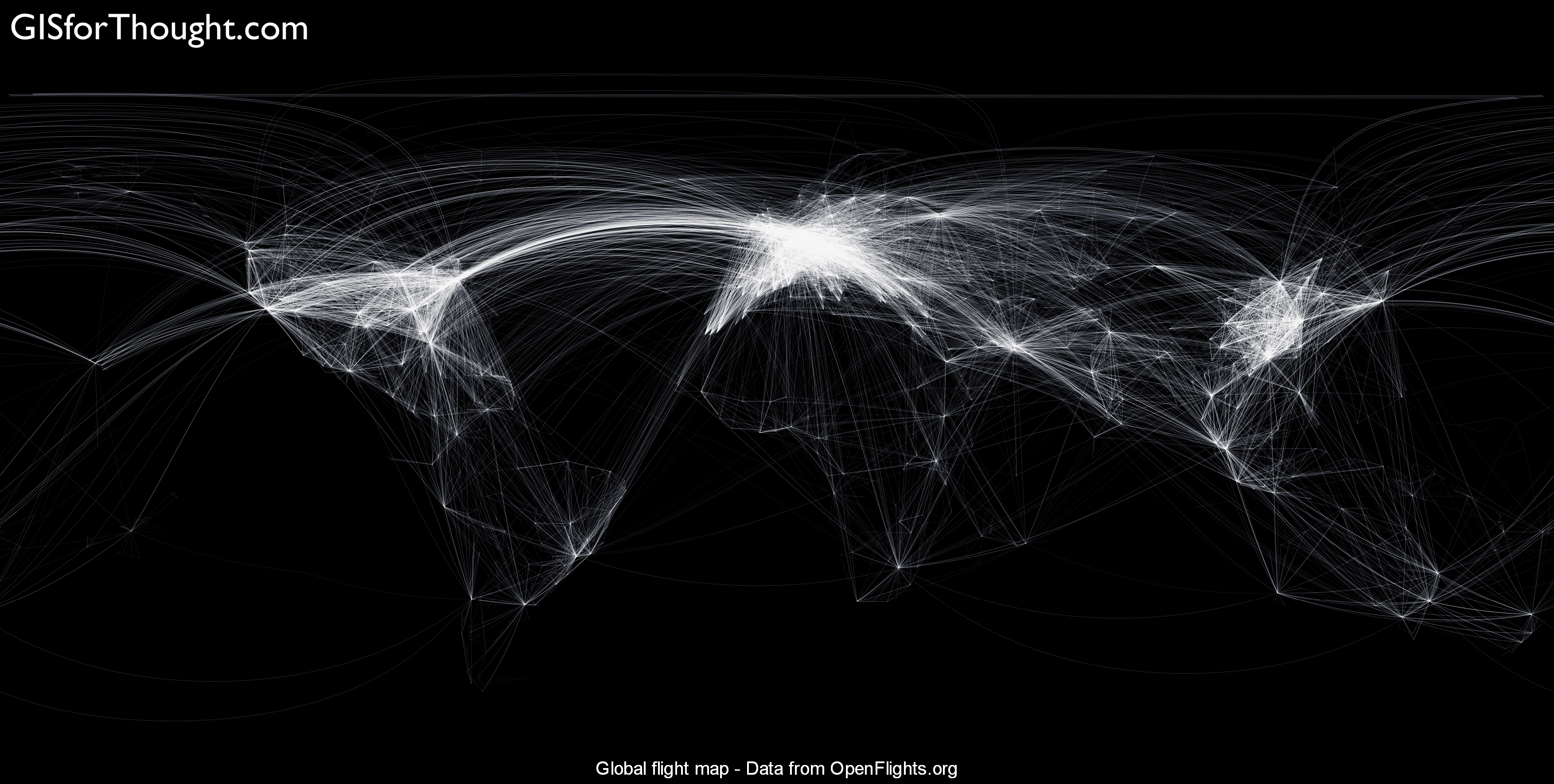 World flights
