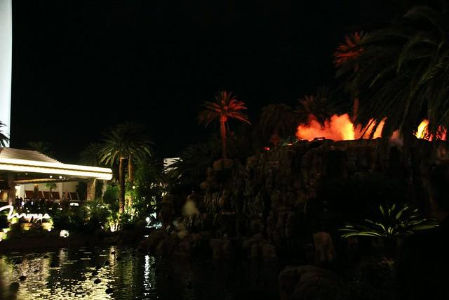 Mirage Volcano