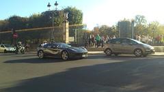 Ferrari F12 berlinetta in Paris