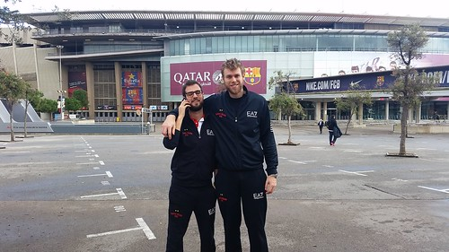 Olimpia On The Road: Camp Nou