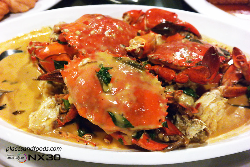 south sea seafood creamy butter crabs