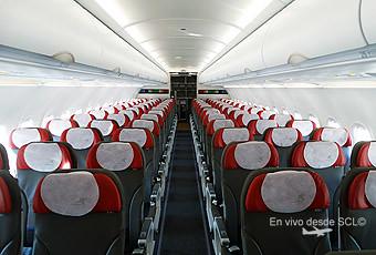 LAN A321 interior sección trasera (RD)