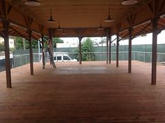 Historic Lankershim Depot restoration completion, October 30, 2014