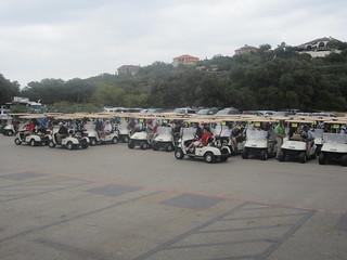 Cart line up 2