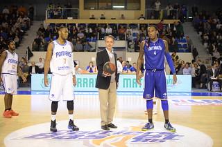 Basket, PB86 : Poitiers - Antibes (2014-2015)