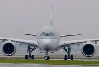 A350-900   MSN006  QATAR AIRWAYS F-WZFA    FUTUR  A7-ALA acceptance flight