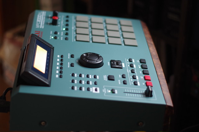 Akai MPC Forums - Show your Customized 2000 and 2000XL`s