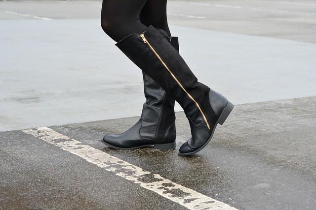 Knee High Boots Primark 3