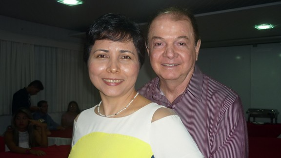 Ray e Francisco Malheiros