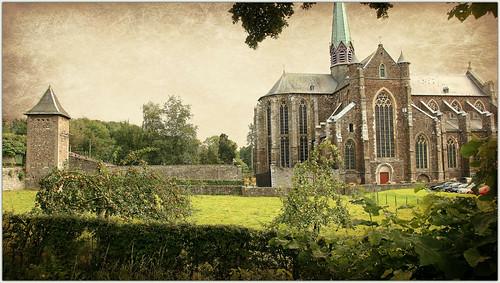 belgium belgique abbaye aubel provincedeliège paysdeherve abbayeduvaldieu