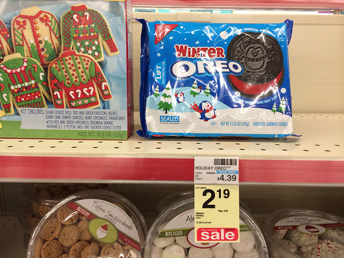 cvs has much of their christmas merchandise marked down 50 these holiday oreo cookies are reduced to 219 and you can use the 0501 oreo cookies - Cvs Christmas Clearance