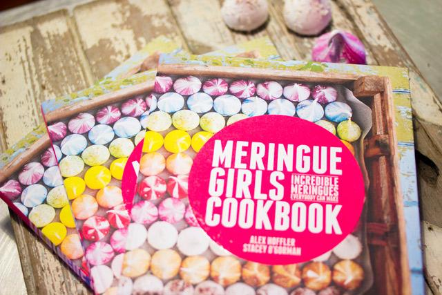 Meringue Girls cookery class in East London